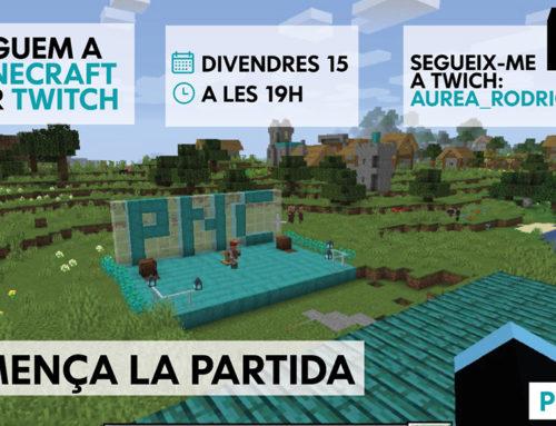 La candidata del PNC a Tarragona s'estrena al Twitch per conèixer les preocupacions dels joves