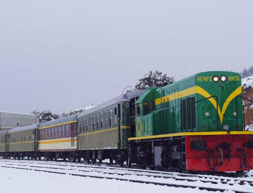 El tren turístic Lo Caspolino es posarà en marxa l'any que ve a Móra la Nova