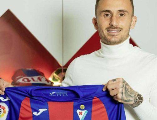 El faldut Aleix Garcia, nou jugador del SD Eibar