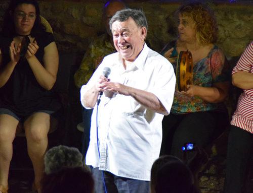 Mor als 80 anys el músic i cantant roquetenc Juanito Aragonés