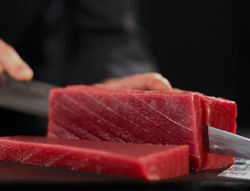 La ventresca, el llom de tonyina roja Balfegó, guardonats amb tres estrelles d'or per l'Inernational Taste Institute