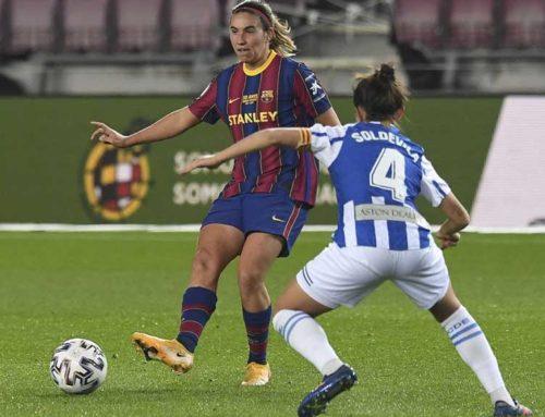 El Barça del gandesà Rafel Navarro guanya un derbi històric