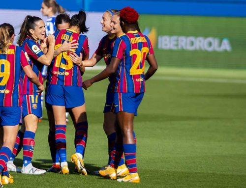 El Barça femení vol passar pàgina de l'eliminació de la Supercopa