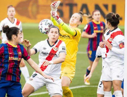 Correctiu del Barça femení que es consolida en el lideratge