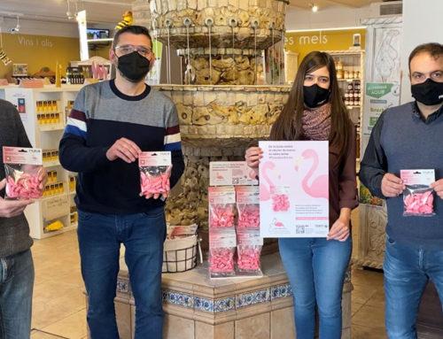 Mel Muria treu al mercat una línia de caramels solidaris amb el projecte Emma de recerca del càncer de mama