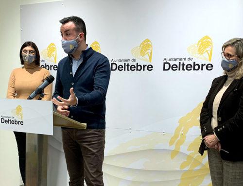 L'Ajuntament de Deltebre va destinar el 2020 un total de 200.000€ a més de mig miler d'ajuts a la reactivació socioeconòmica