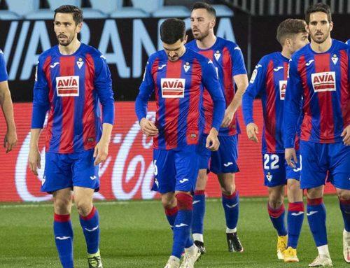 L'ulldeconenc Aleix Garcia debuta amb l'Eibar: Celta 1 – 1 Eibar