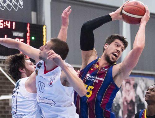 El Barça de Jaume Sorolla no es deixa sorprendre pel 'matagegants' Benicarló