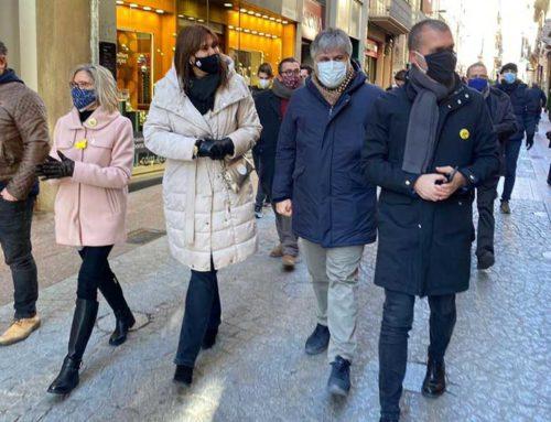 Junts per Catalunya recull més de 6.000 signatures a la demarcació de Tarragona per concórrer a les eleccions del 14 de febrer