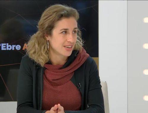"""Laia Estrada (CUP): """"Seria nefast per la salut democràtica del país tenir una molt baixa participació"""""""