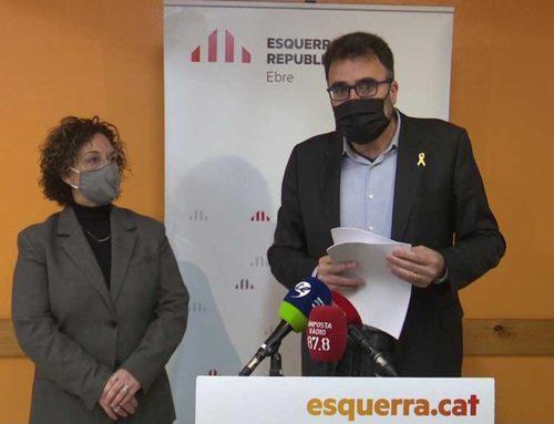 ERC anuncia que el Xerta-Sènia acabarà a Santa Bàrbara i confirmen 4.000 hectàrees de regadiu