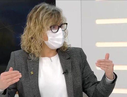 Mar Lleixà: 'Estem en una situació tan desfavorable que tocaria ser més agressius'