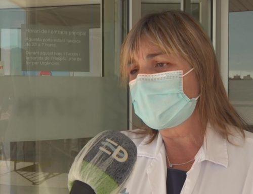 """Rallo: """"Si seguim ampliant les UCIs ens veurem obligats a suspendre intervencions oncològiques"""""""
