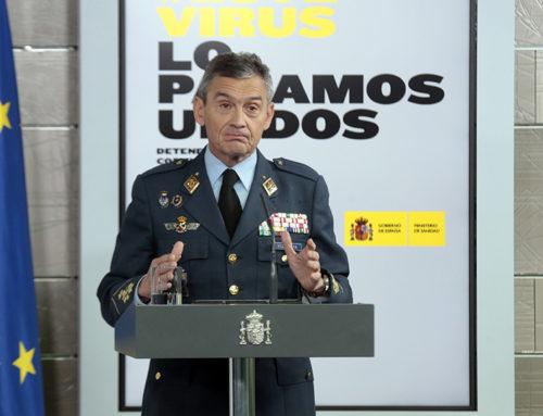Dimitix el cap de l'estat major de la Defensa, el galerenc Miguel Ángel Villaroya