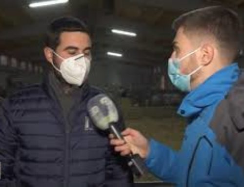 Els ramaders de Rasquera reclamen al DARP ajuts per pal·liar els danys del temporal Filomena
