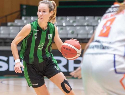 La Penya de l'ampostina Paula Curto torna a la lliga amb victòria