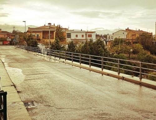 La Generalitat Valenciana adjudica la construcció d'un pont per a vianants al riu Sénia, entre Sant Rafel del Riu i el Barri Castell