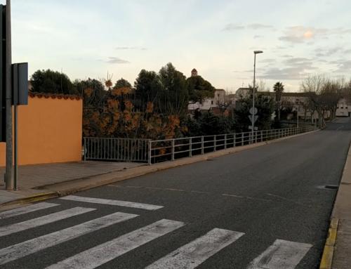 Un pont per a vianants millorarà la comunicació entre Sant Rafel i el barri Castell d'Ulldecona