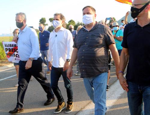 Les presons tornen a proposar el tercer grau per als presos polítics de l'1-O