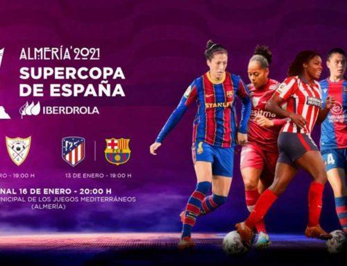 Tot a punt per la Supercopa femenina de futbol on el Barça parteix com a principal favorit