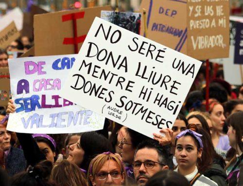 El Govern autoritzarà les manifestacions del 8-M si compleixen les mesures anti-covid