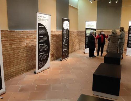 Una exposició itinerant, únic acte que es manté en el mes de les dones de la Galera
