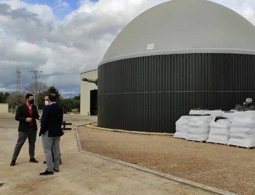 Biometagás La Galera, un projecte per convertir en biogas i biometà la sansa i purins, finançat per CaixaBank