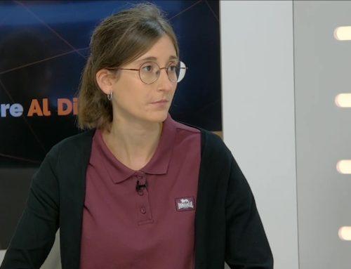 """Júlia Urgell: """"La CUP no reclama cadires a la mesa del Parlament sinó blindar-la per poder parlar de tot"""""""