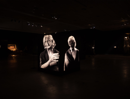 Lo Pati mostra retrats de cares públiques i anònimes en entorns fantàstics amb l'exposició 'La Muda'