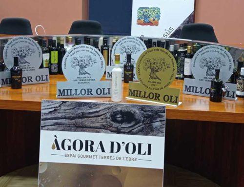 L'oli Montsagre d'Alanterres d'Horta de Sant Joan guanya per tercer any consecutiu el Concurs al Tast d'Olis de les Terres de l'Ebre