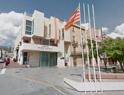 El Ple de l'Ajuntament de la Ràpita reclama l'amnistia per als represaliats catalans