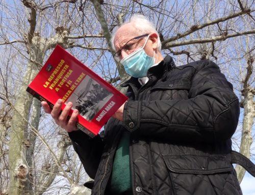Daniel Arasa escriu la història d'aquells qui van patir la repressió franquista en el seu nou llibre