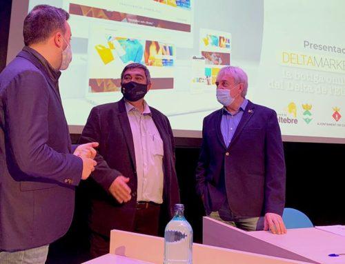 Deltebre, Sant Jaume i Camarles uneixen esforços per crear el DeltaMarket, la botiga online del Delta de l'Ebre