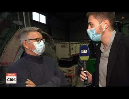 Els pagesos demanen la gratuïtat de la ITV per la maquinària agrícola