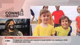 Augmenta l'ús de bicicletes elèctriques al Delta de l'Ebre