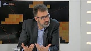 L'Ebre al Dia. Entrevista amb LLuís Salvadó.