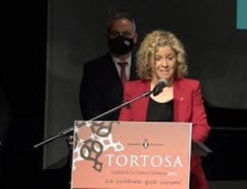 Tortosa Capital de la Cultura Catalana 2021: Acte Inaugural
