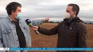 Oposició veïnal contra el projecte d'una planta de compostatge a Santa Bàrbara