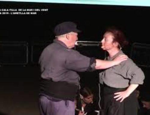 """La Candelera: Obra de Teatre """"La Cala Filla del Mar i del Vent"""""""