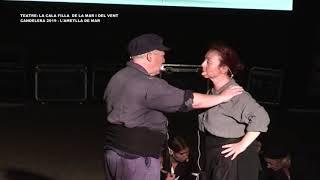 La Candelera: Obra de Teatre ''La Cala Filla del Mar i del Vent''