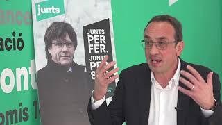 L'Entrevista a Josep Rull - Junts
