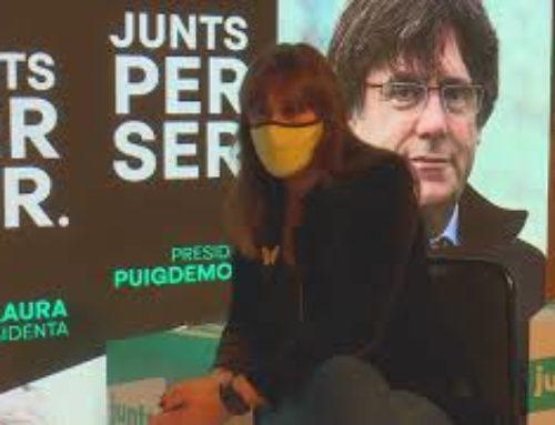 L'Entrevista a Laura Borràs, candidata de Junts per Catalunya
