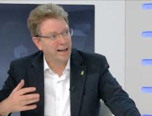 L'Entrevista a Ferran Bel, secretari d'organització del PDeCAT