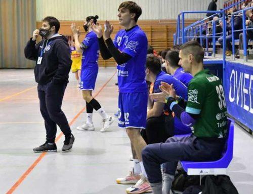 El Base Oviedo del tortosí Toni Malla fa la feina i goleja abans de l'aturada del proper cap de setmana