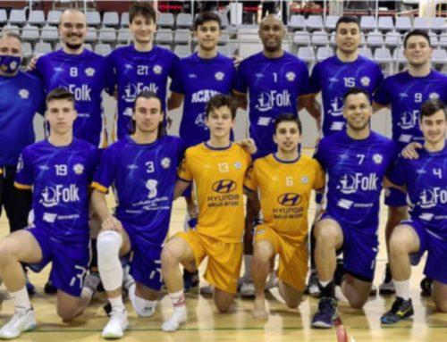 El Club Volei Roquetes ja té rivals al grup C de la Superliga-2 masculina