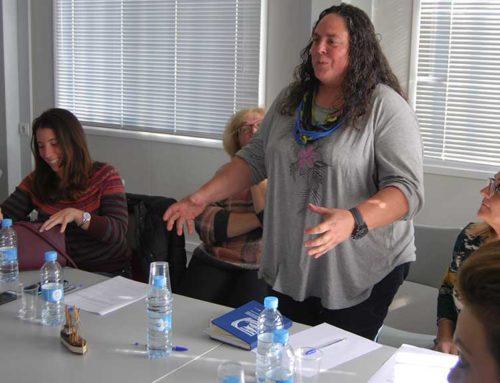 La pescadora rapitenca Maribel Cera, reelegida presidenta de l'Associació Catalana de Dones de la Mar
