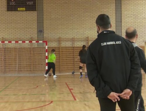 El CH Ascó afronta la doble jornada contra el Vilamajor en l'esperança de guanyar almenys un partit