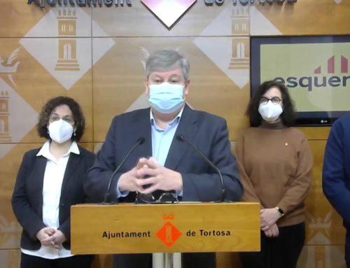 ERC Tortosa amenaça amb votar contra les modificacions de crèdit de Roigé