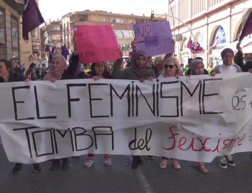 L'Assemblea Vaga Feminista reivindica el dret a manifestar-se el pròxim 8 de març