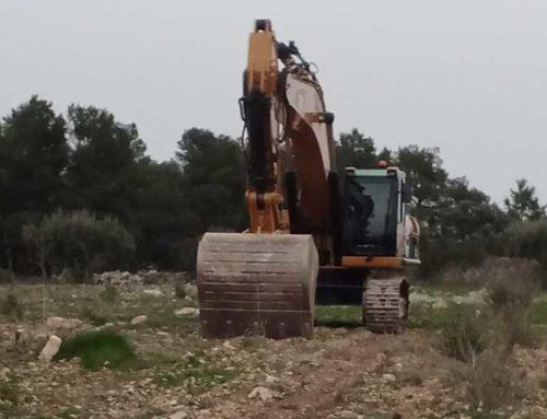 Terra Alta Viva denuncia l'inici de les obres de 3 noves centrals eòliques a la comarca